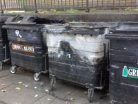Destroyed Recycle Bins