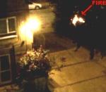 Riots Fire Near The Marr - Curnock Estate