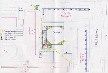 Site Location for Heating Works